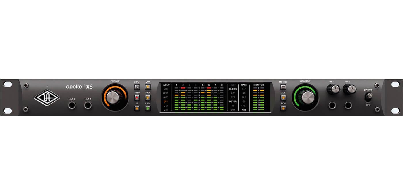 Universal AudioApollo x8