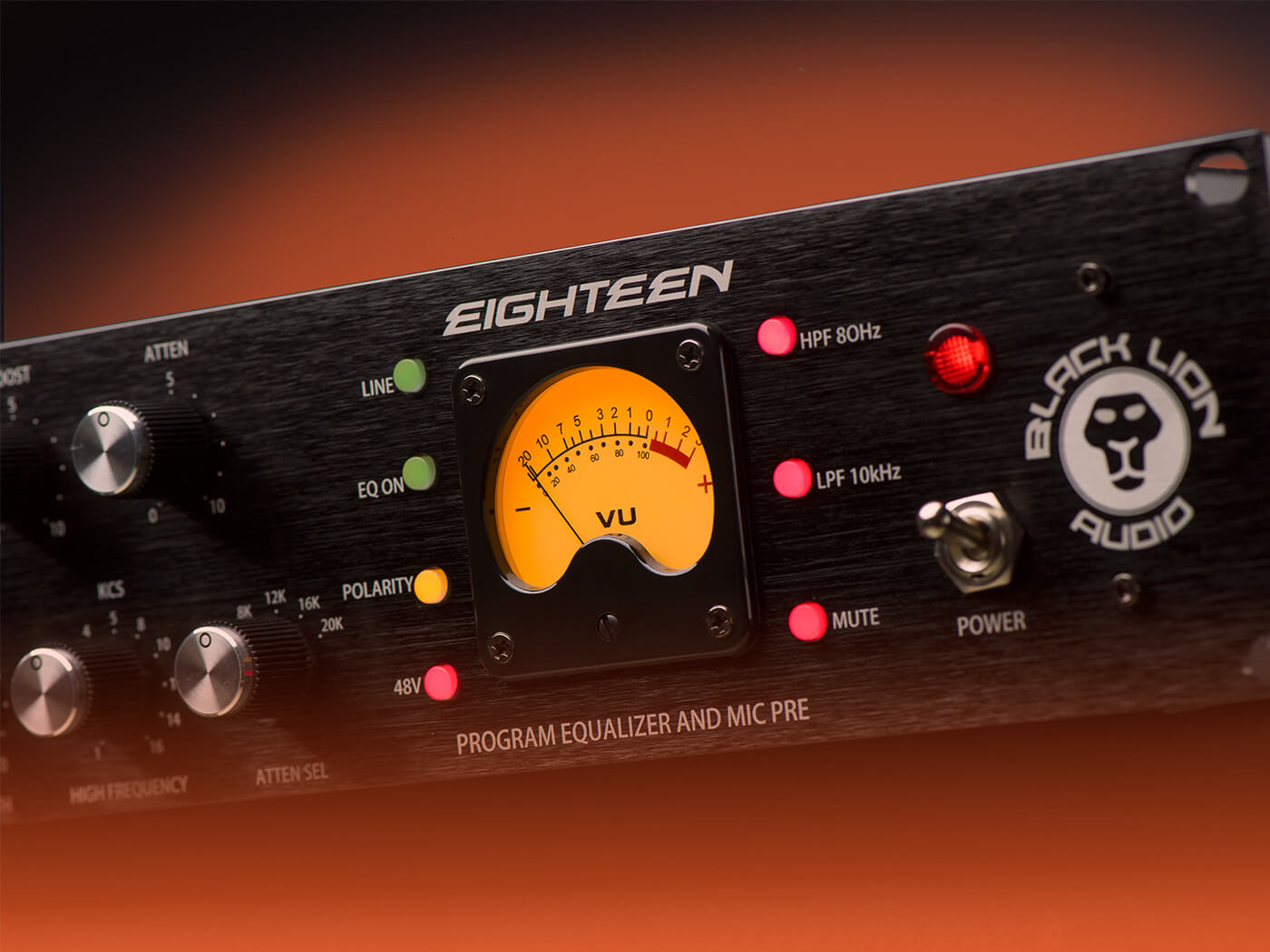 Black Lion Audio pay homage to Melcor sound with Eighteen