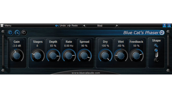 Blue Cat Audio Phaser