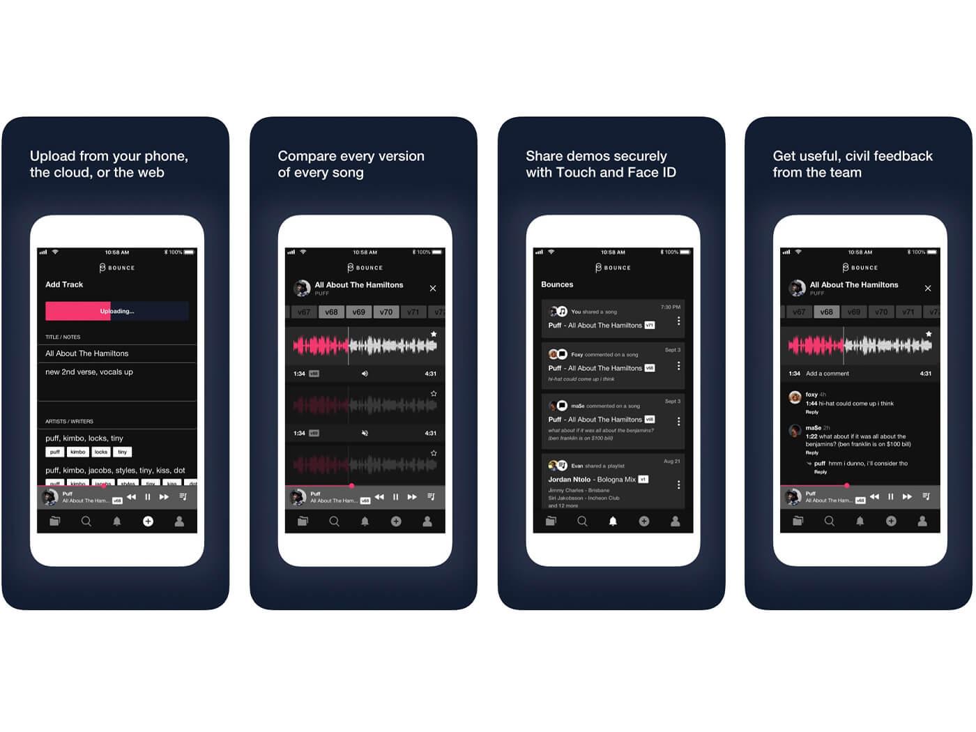 godmode bounce iphone screenshots