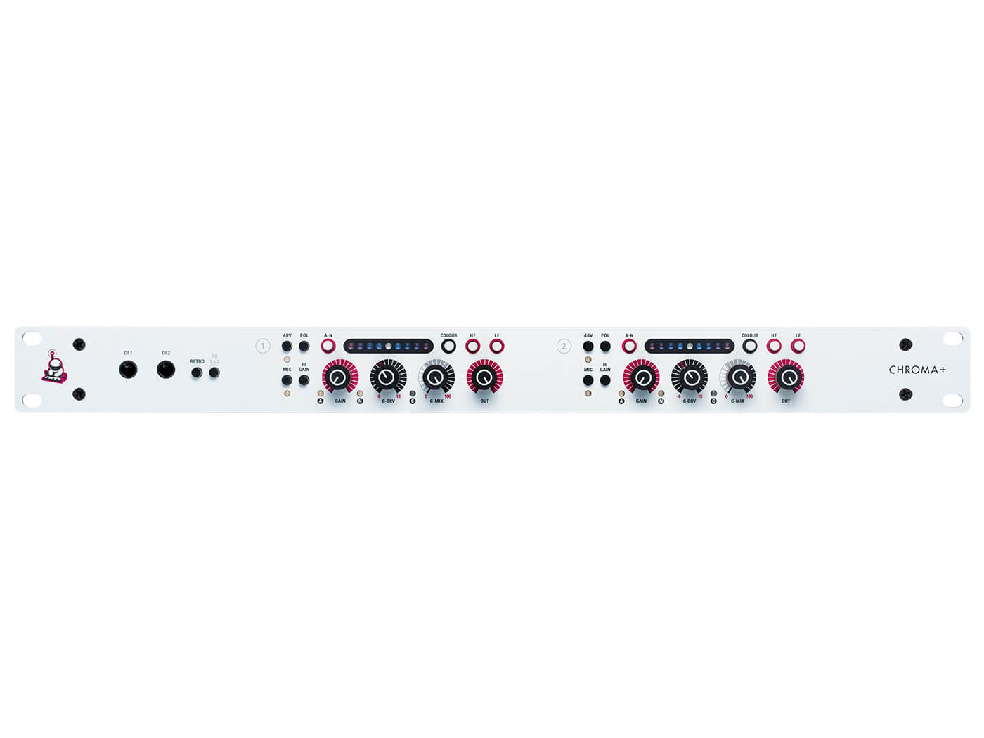 Chroma+ is a channel strip and buss compressor in a single rack unit - MusicTech