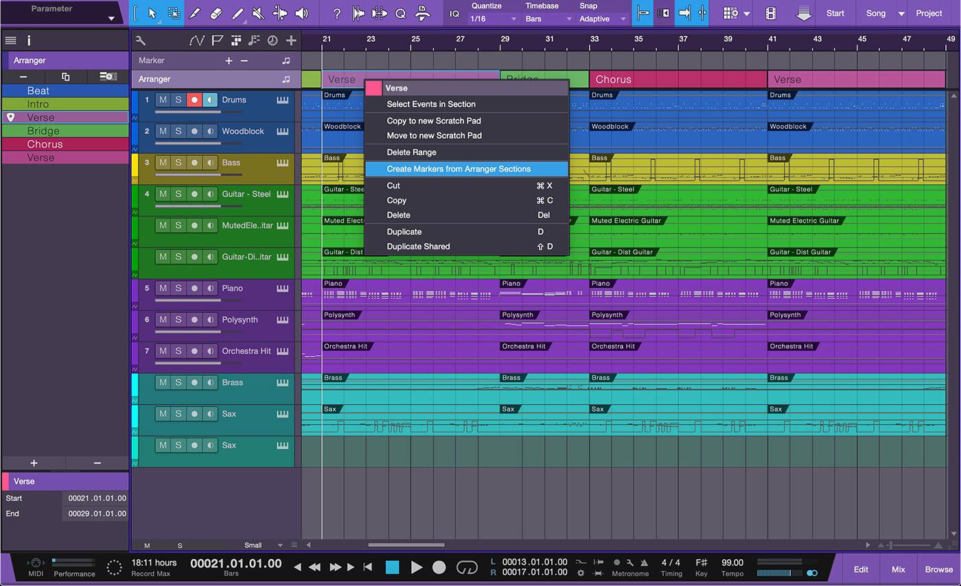 Composing in Studio One Tutorial