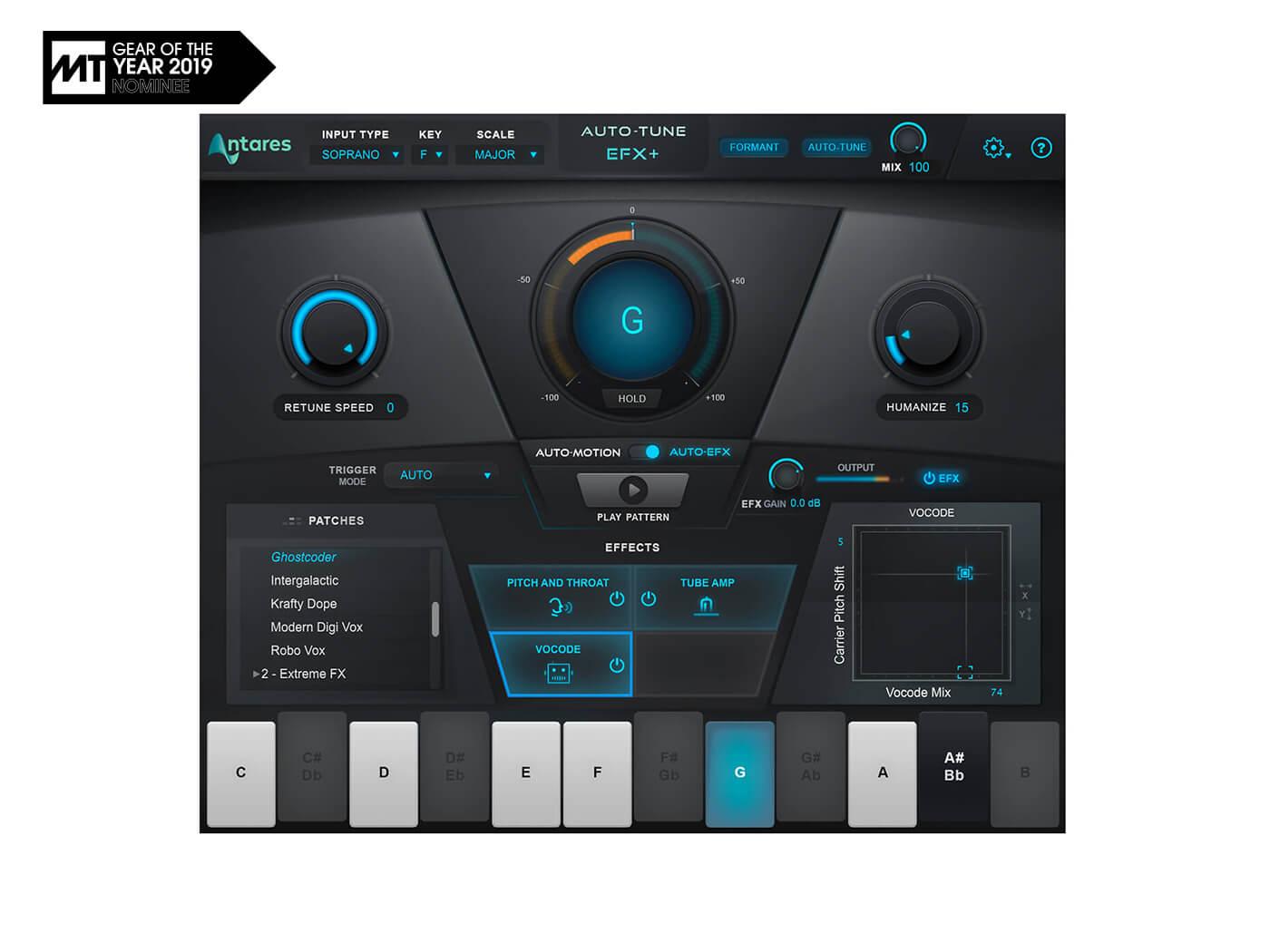 Antares Auto-Tune EFX+/ Auto-Tune Artist