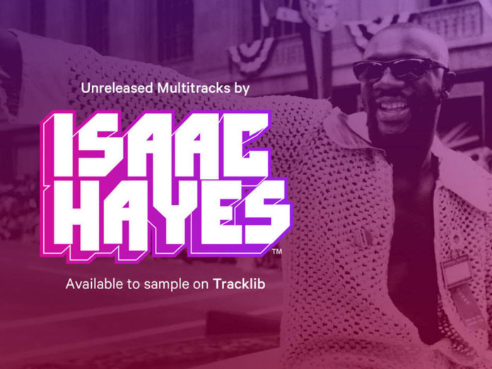 Isaac Hayes Tracklib release