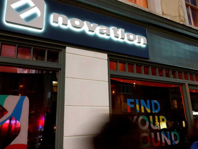 Novation London Storefront