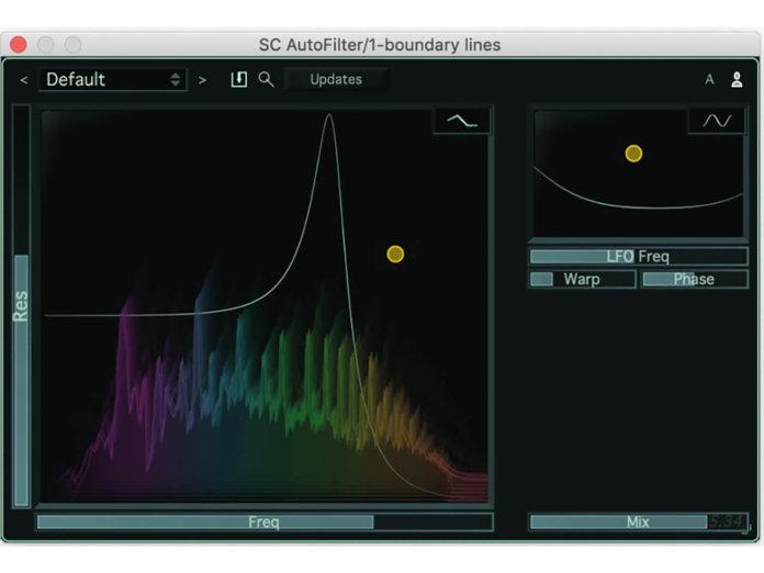 Stagecraft Software AutoFilter
