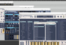 Synthmaster One v1.3