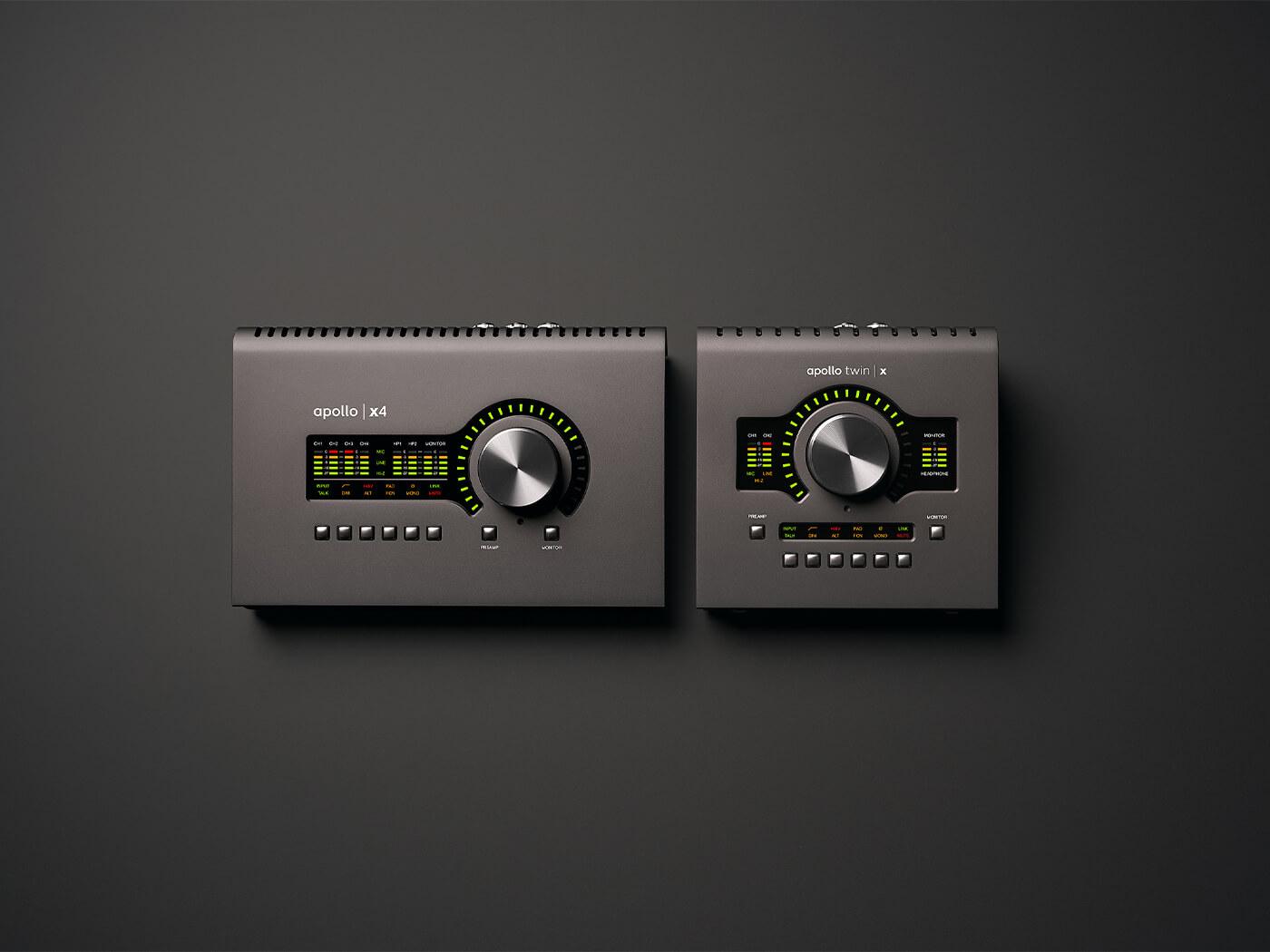 Universal Audio launches new Apollo desktop interfaces - MusicTech