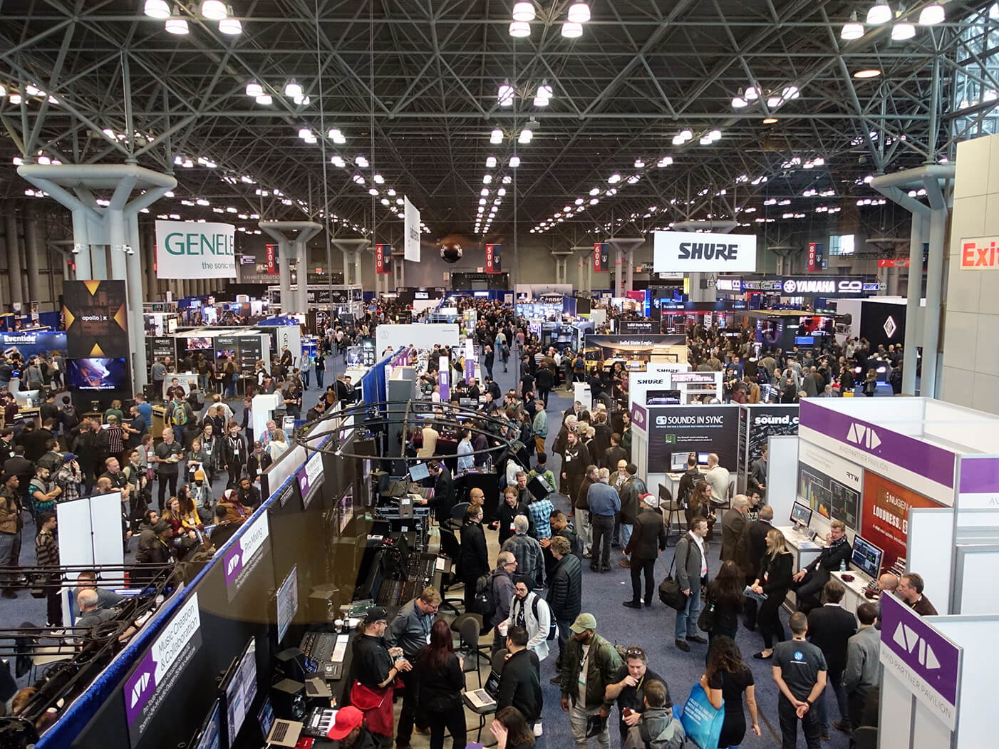 Five pro audio highlights and trends from AES 2019