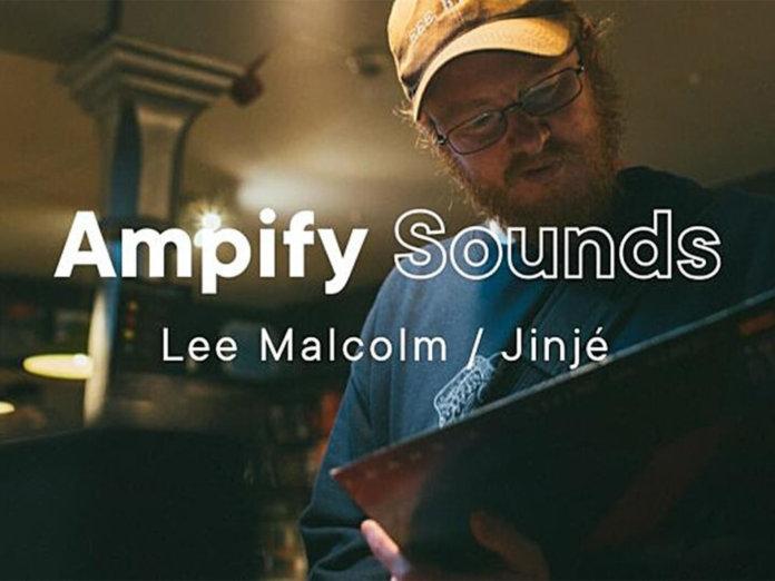Ampify Sounds Lee Malcolm AKA Jinjé