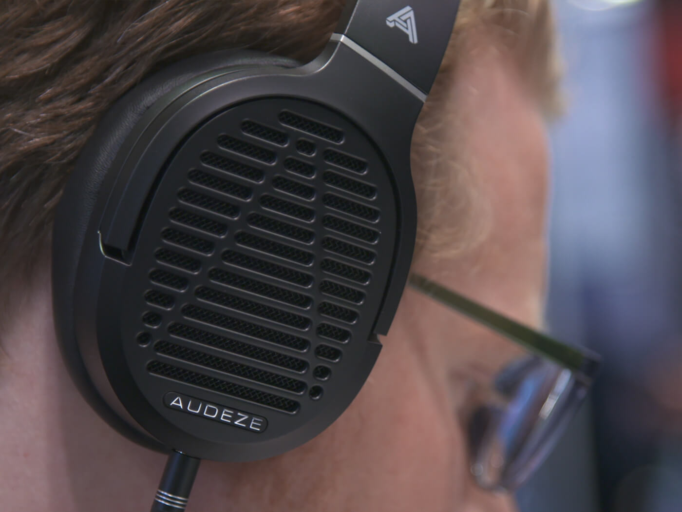Audeze LCD-1 at AES