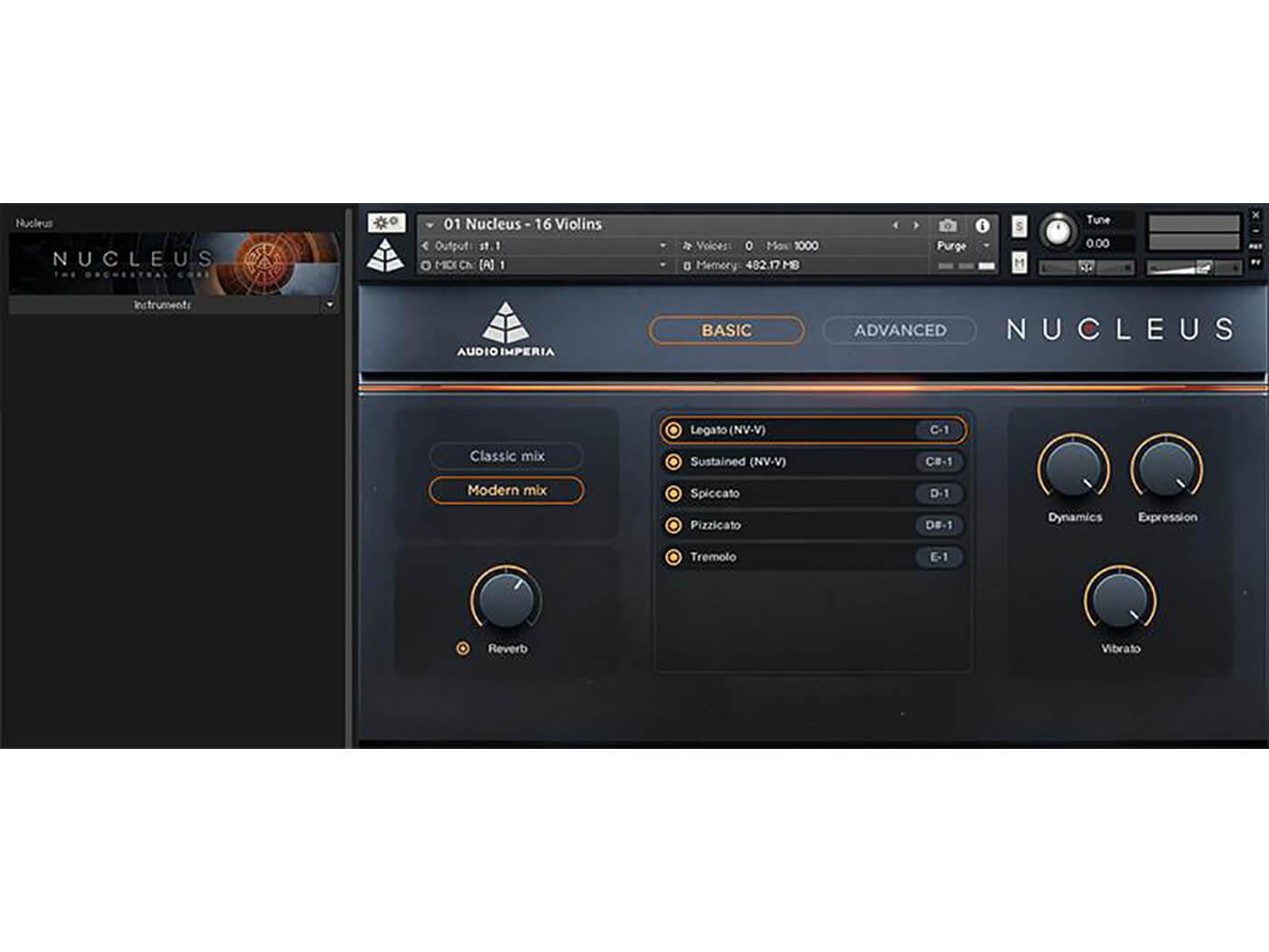Audio Imperia Nucleus: The Orchestral Core