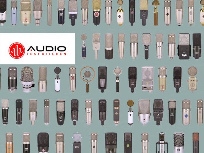 Audio Test Kitchen x DPA