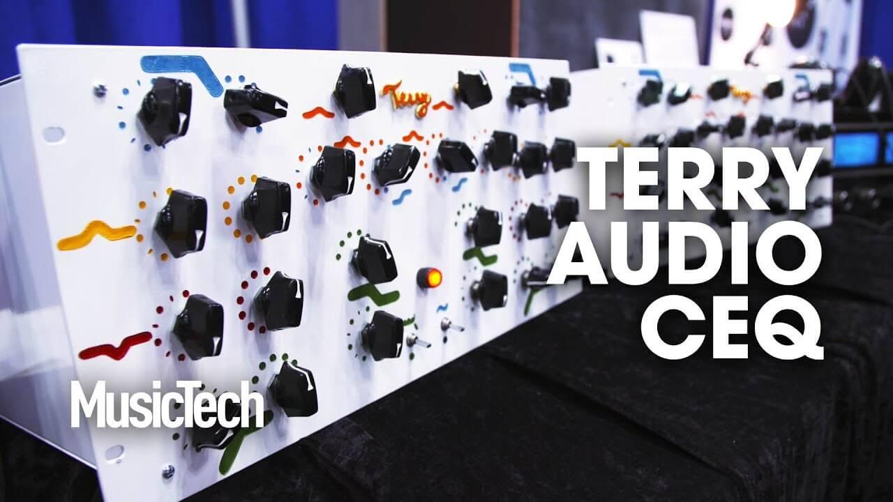 Terry Audio CEQ is a super EQ