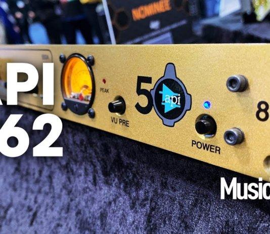 API 862 Limited Edition