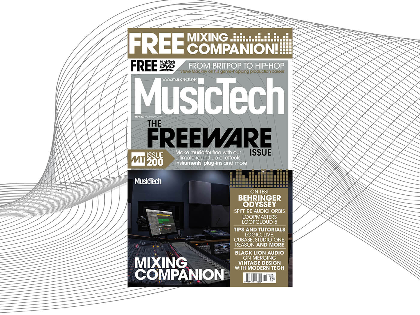 FREE DOWNLOAD – MusicTech Issue 200: The Freeware Issue -