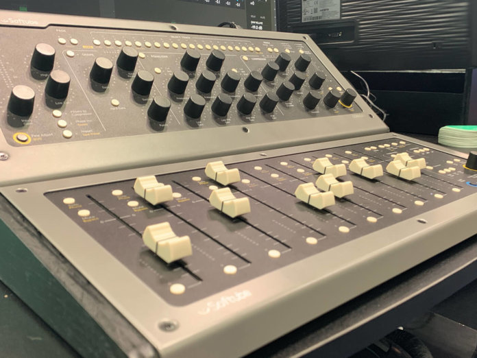 Softube's new Console 1 Fader