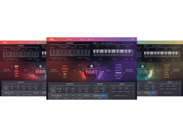 UJAM Instruments Virtual Drummer 2
