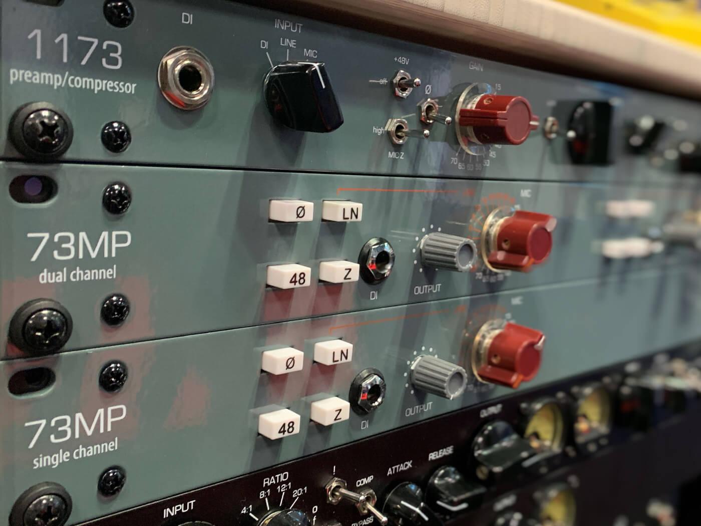 UKsound Range at AES