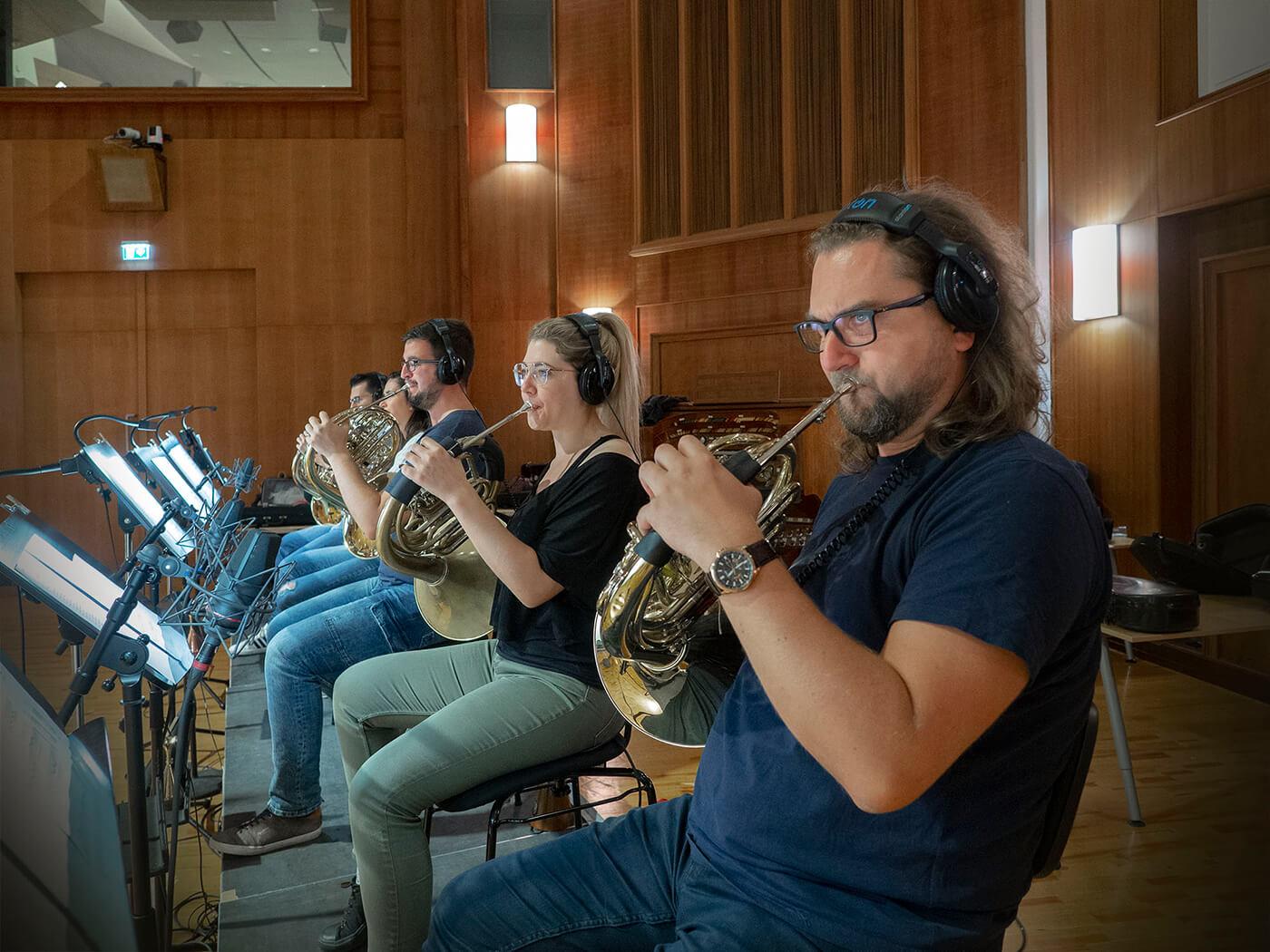 VSL Big Bang Orchestra (Horns