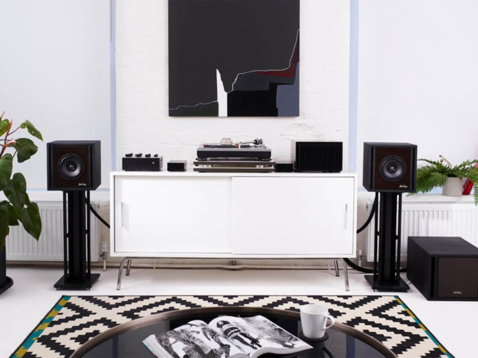 Clarity MasterSounds home set-up