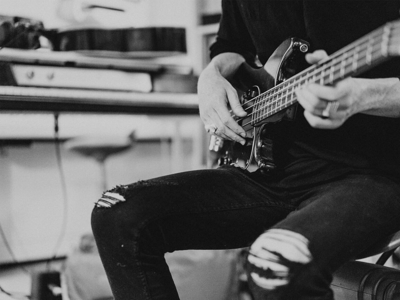 Gary Go The Canvas Room Bass