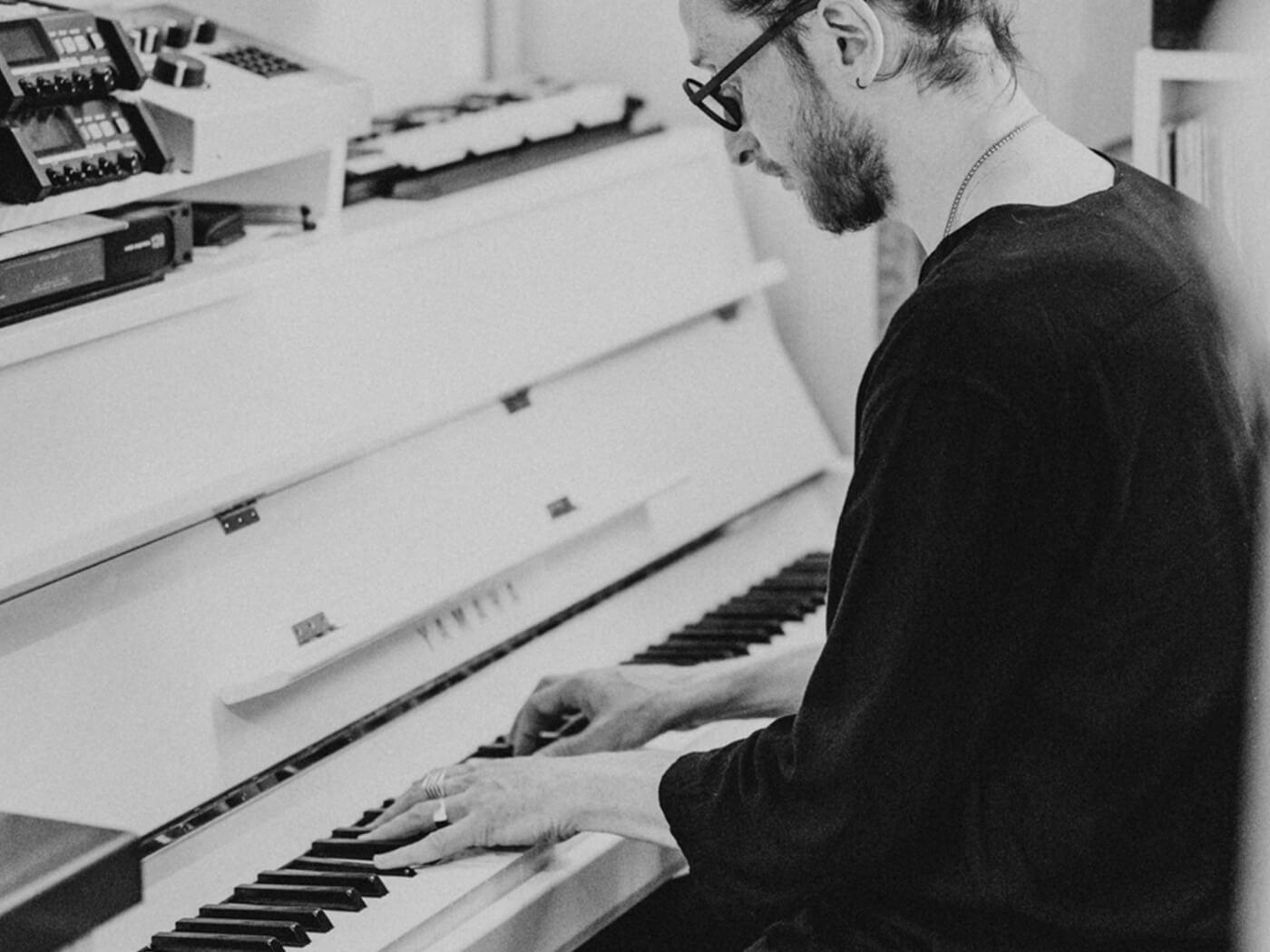Gary Go The Canvas Room Piano