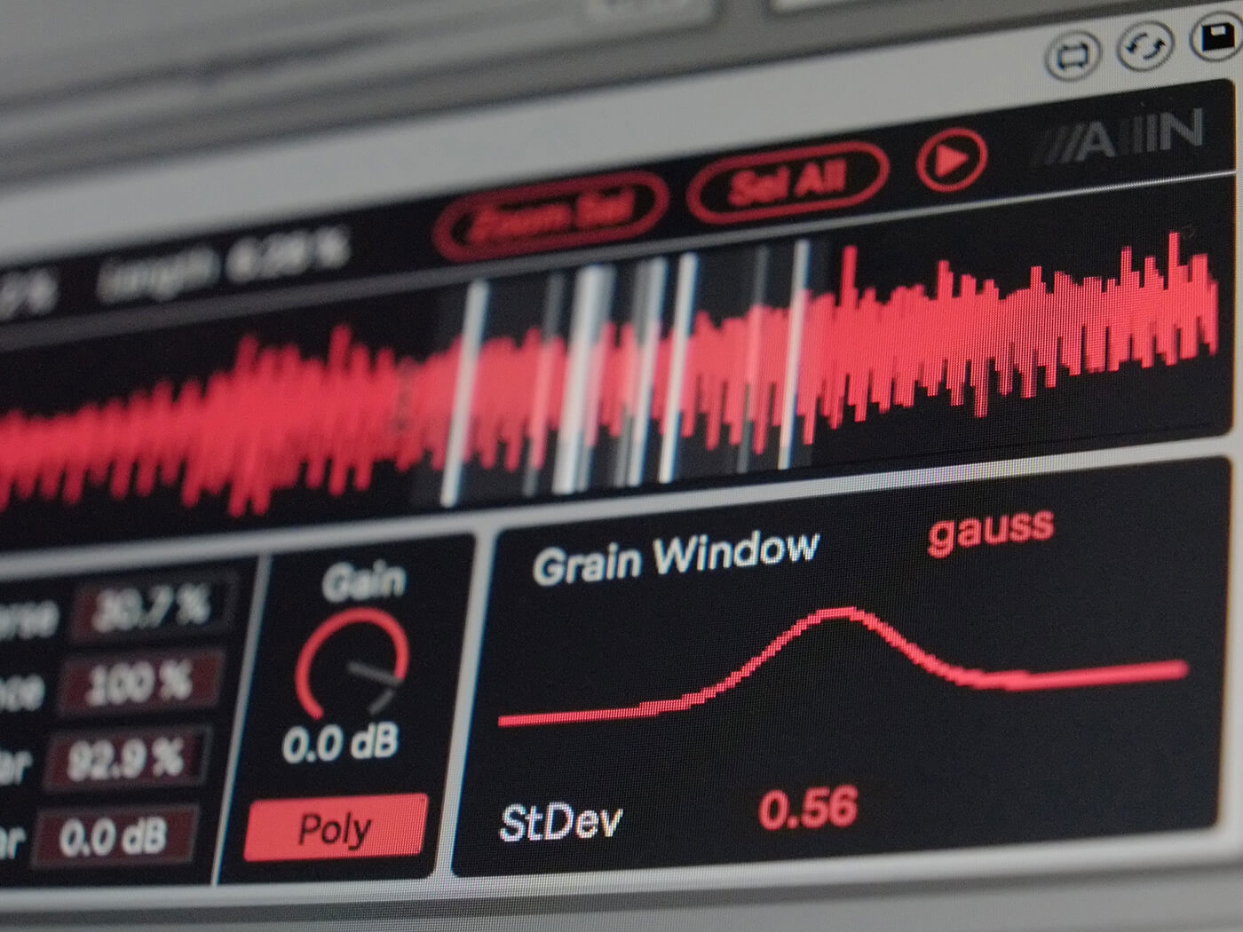 Grain Scanner is Ableton's newest synth for Live 10 - MusicTech