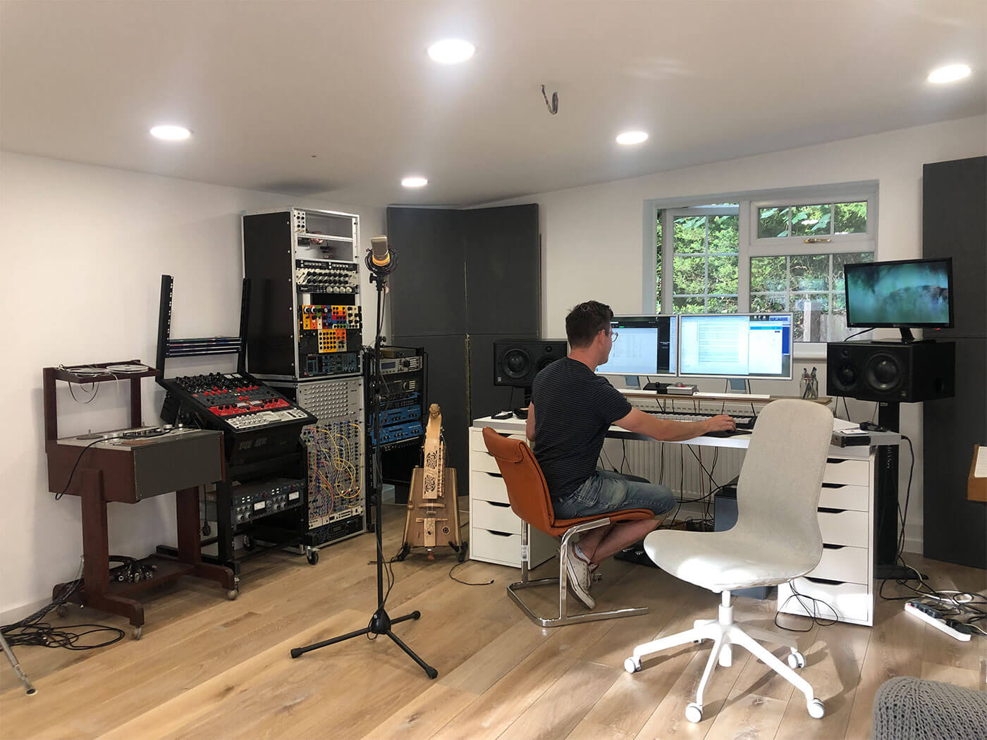 Light and Dark Benji Merrison Studio