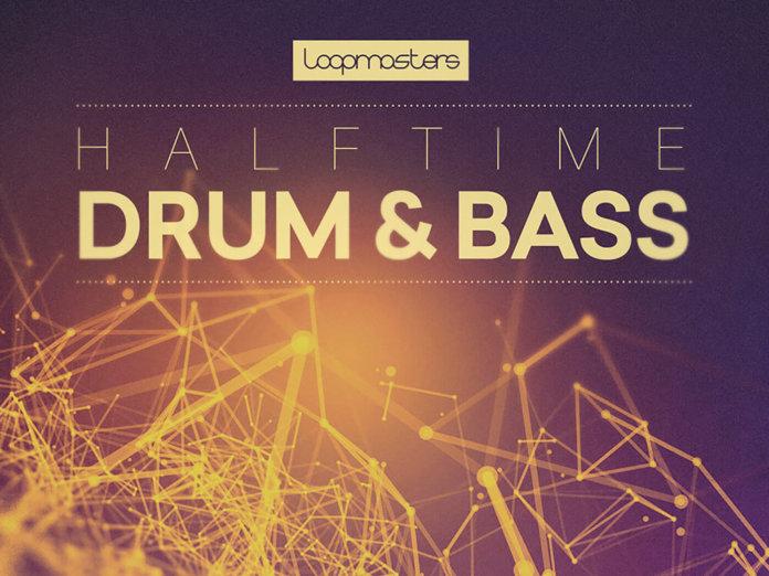 Loopmasters Halftime Drum & Bass Samples