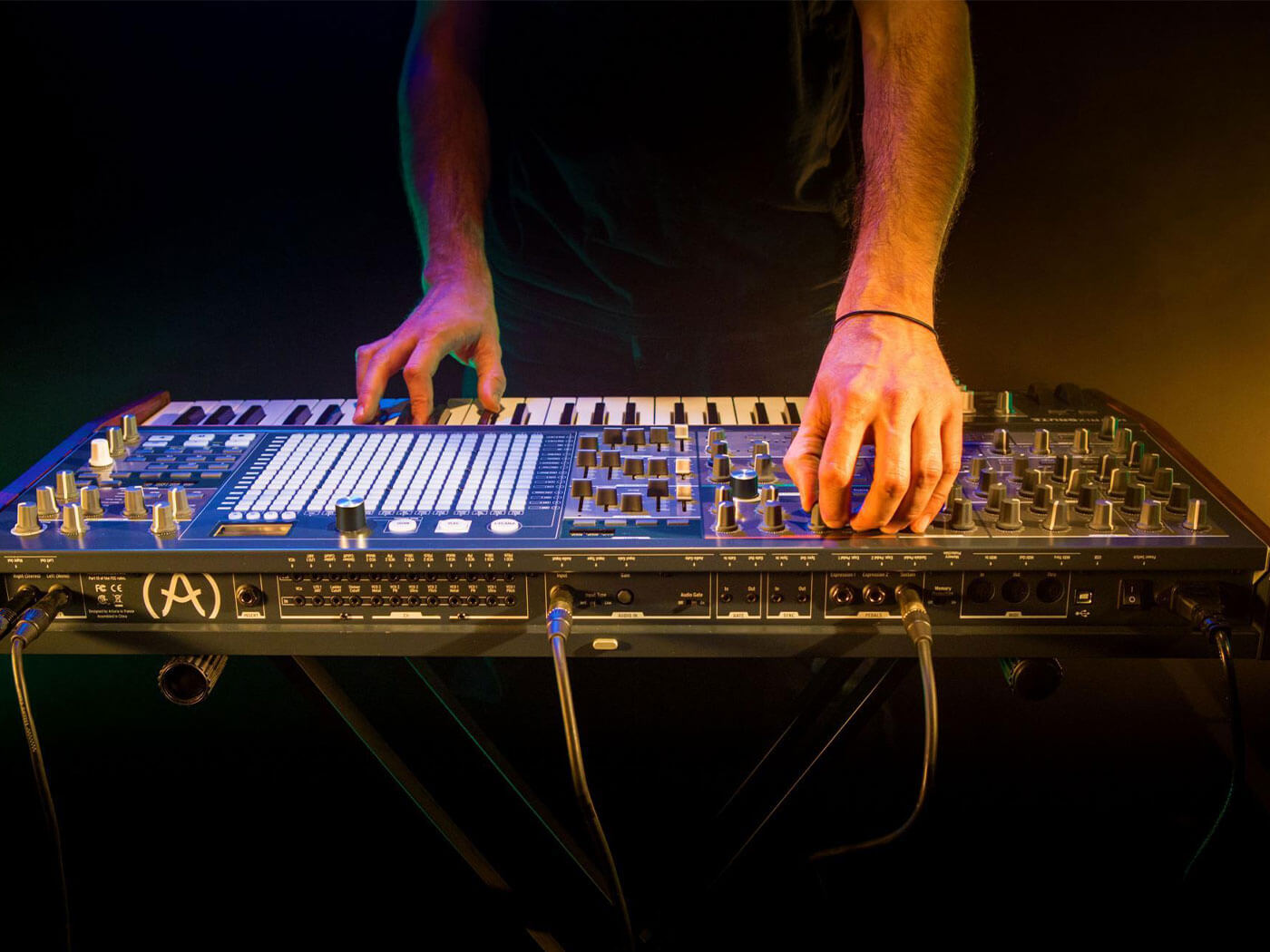 Arturia MatrixBrute gets a major update to version 2.0 - MusicTech