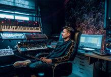 Nico Morano Show Off Your Studio.
