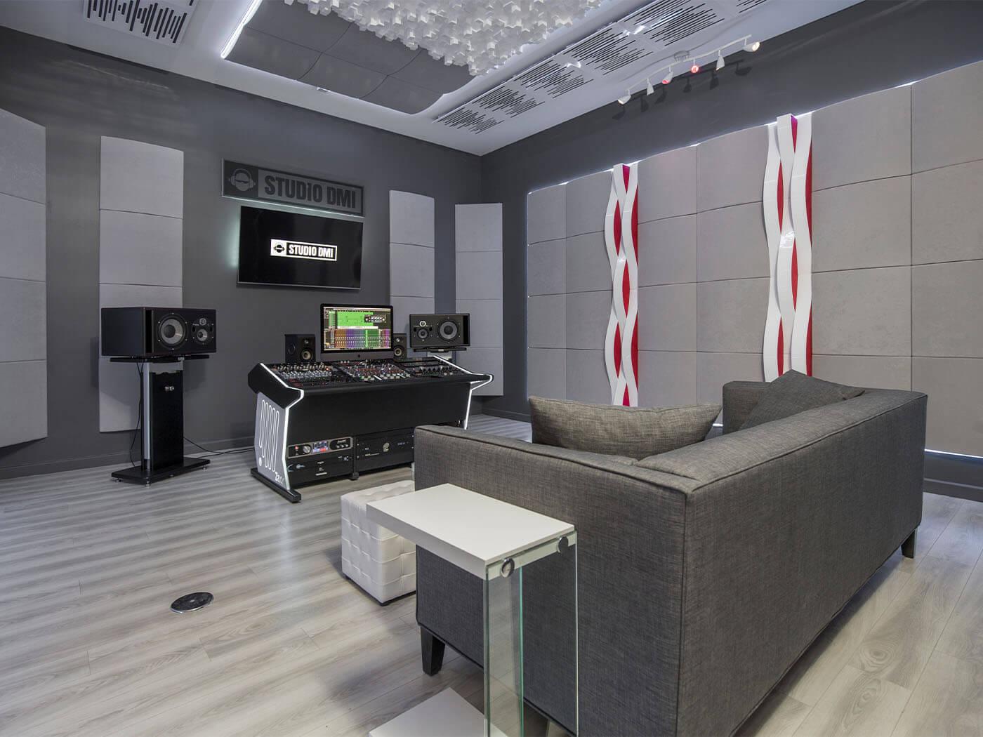 Studio DMI Studio I hero