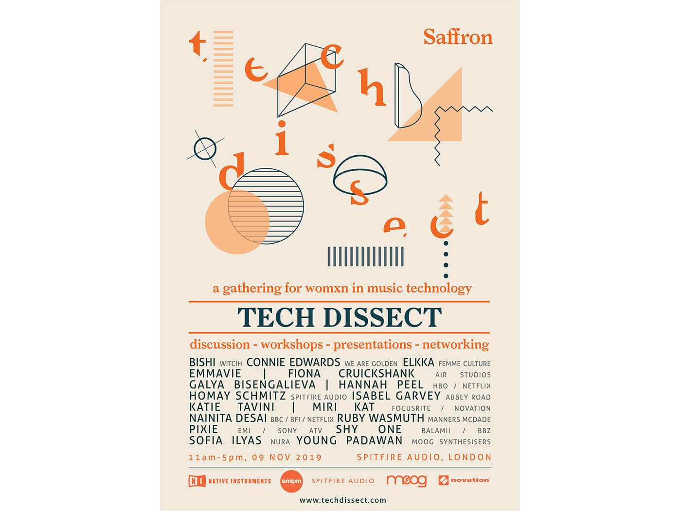 Tech Dissect Poster