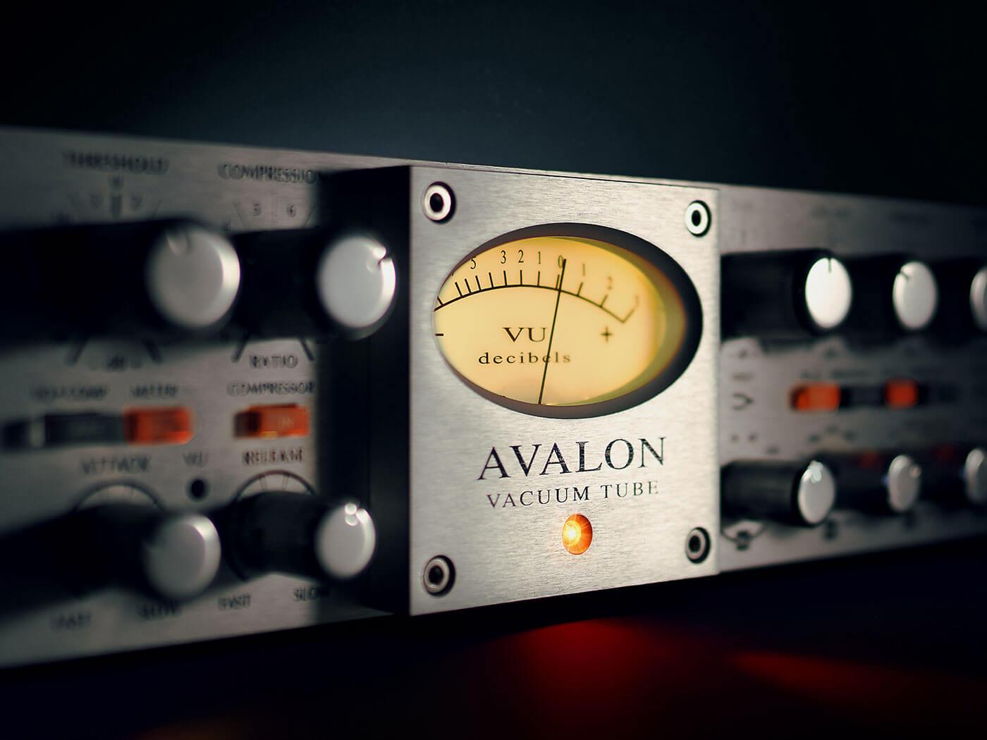 UAD v9.11.0 Avalon hero