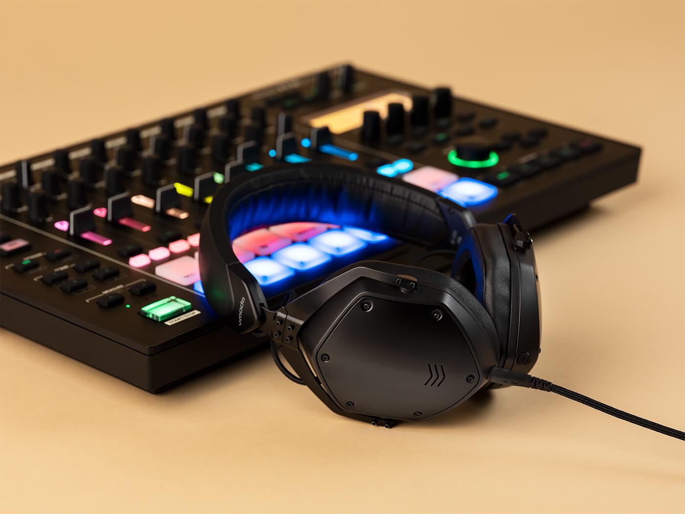 V-MODA M-200 headphones bring the brand into the studio