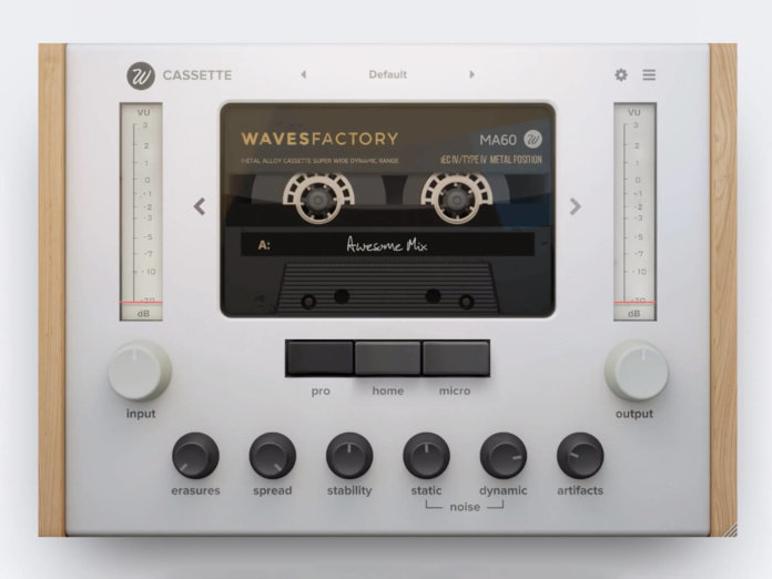Wavesfactory Cassette plug-in