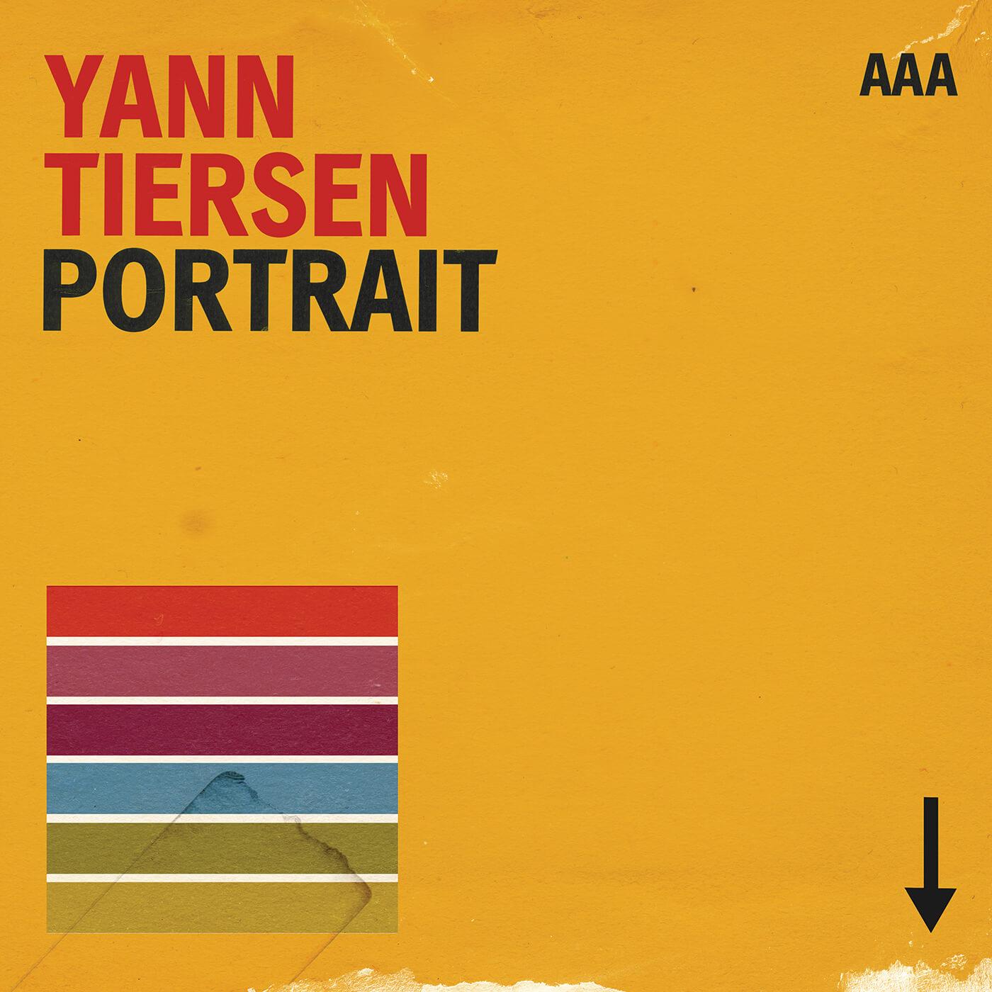 Yann Tiersen Portraits Album Cover