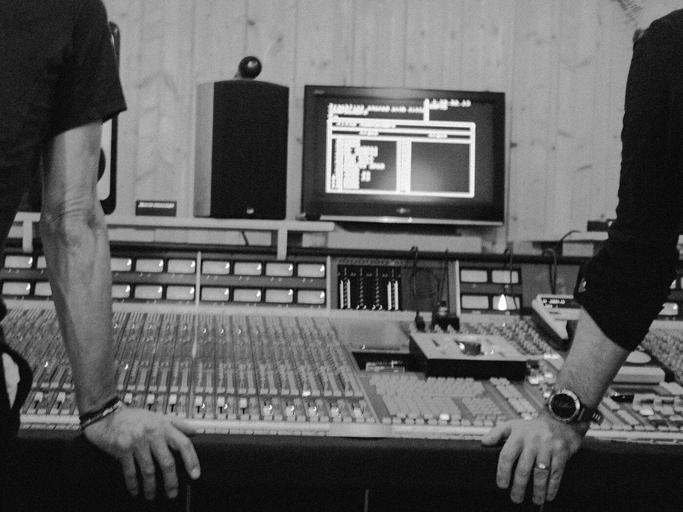 Yann Tiersen Studio