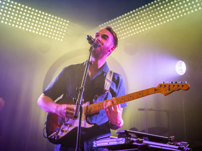 Andy Clutterbuck of Honne at VIllage Underground