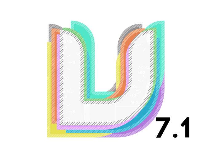 arturia v collection 7.1 logo