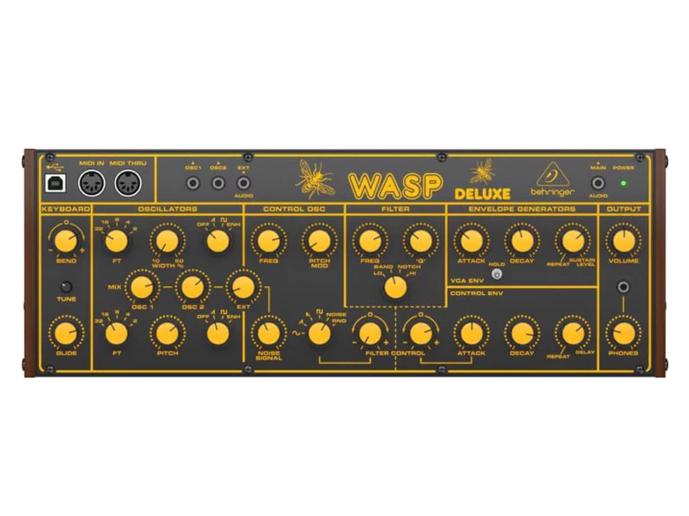 See Behringer's hyped Wasp Deluxe synth - MusicTech