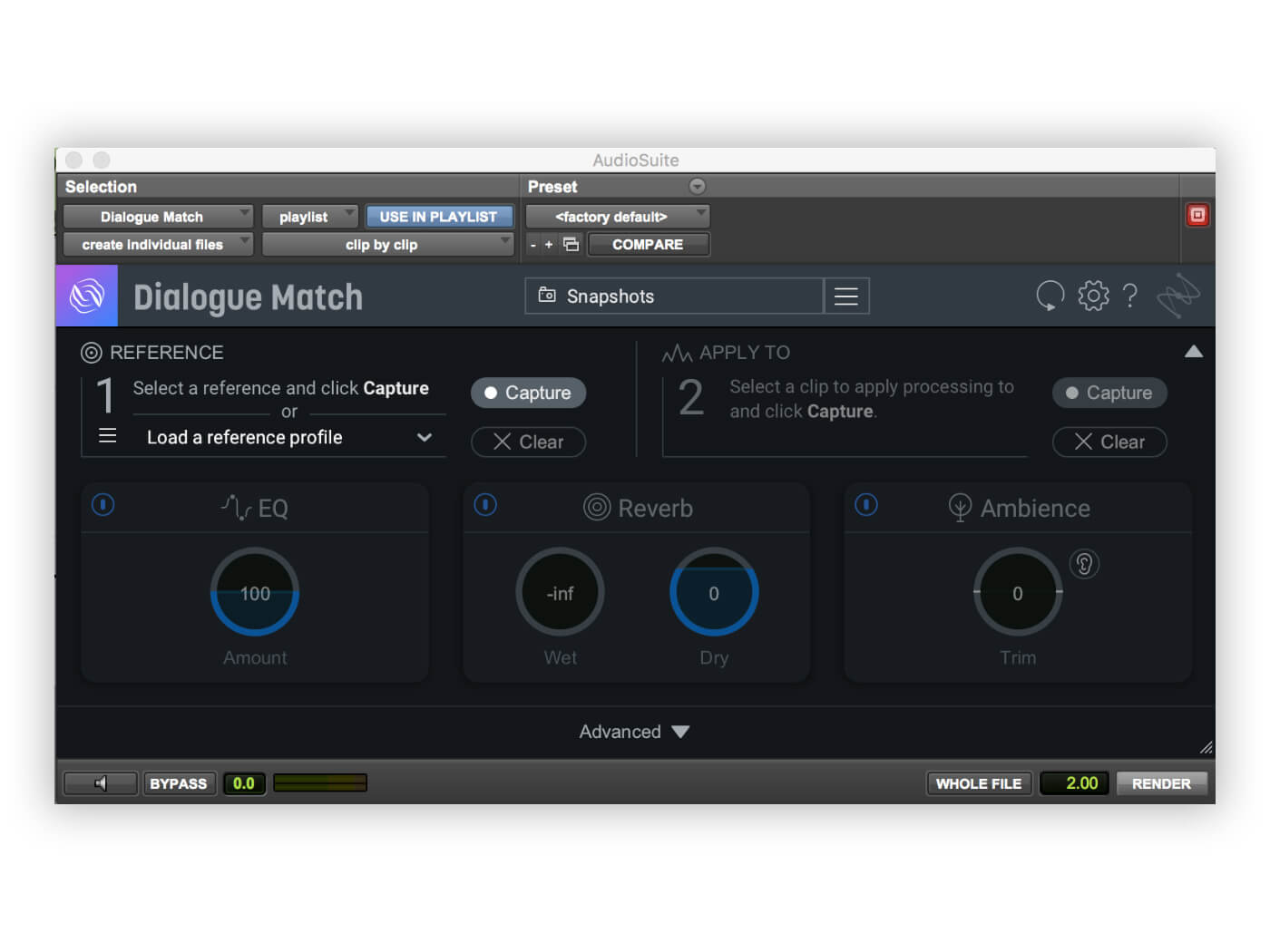iZotope's latest software makes dialogue post-production a cinch - MusicTech