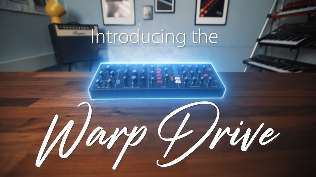 Has Behringer dropped yet another teaser? - MusicTech
