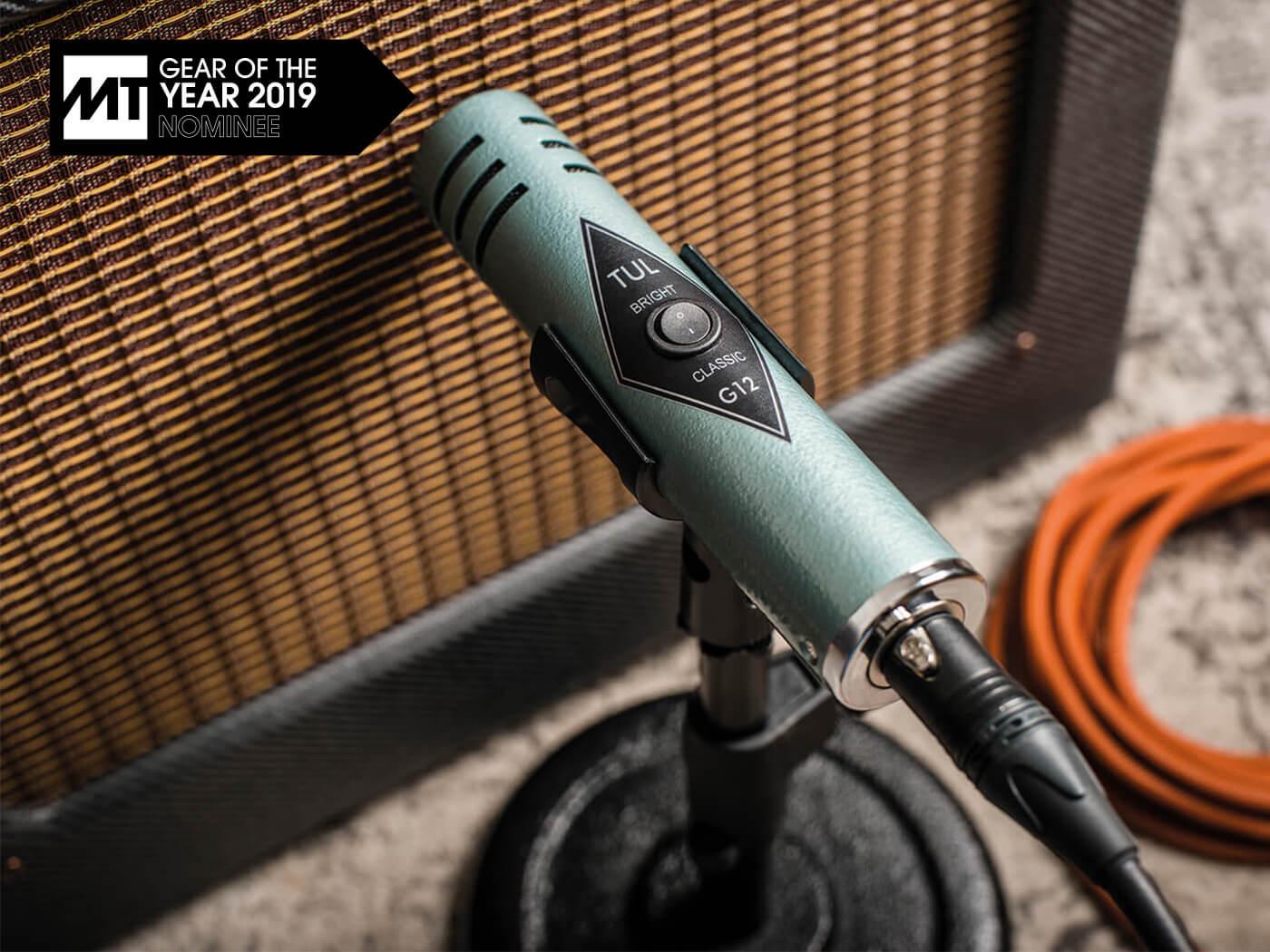 Tul Microphones G12 mic GOTY