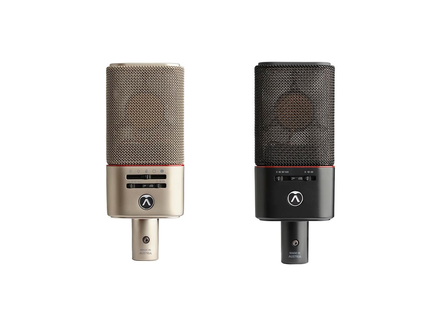 Austrian Audio OC18 and OC818