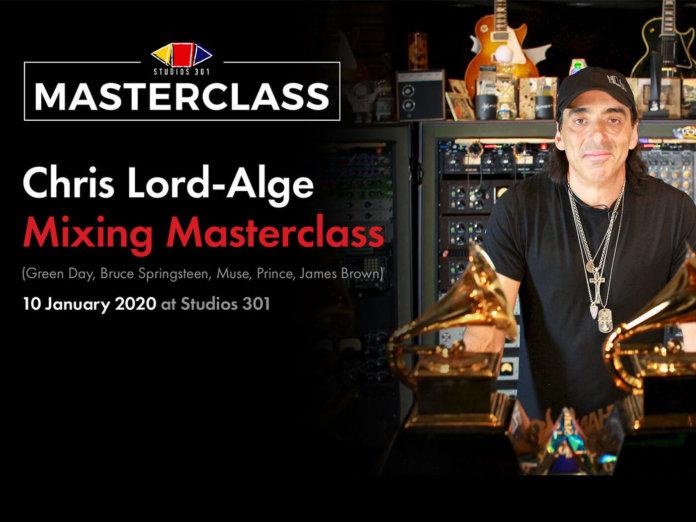 CLA Masterclass Studio 301