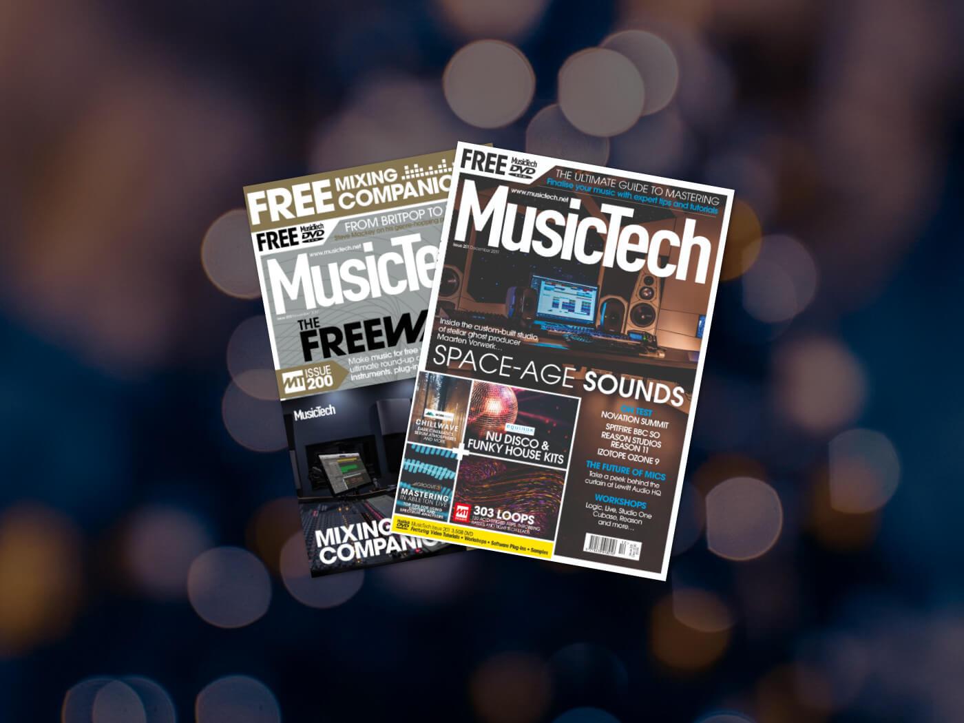MusicTech 50% Off Xmas deal