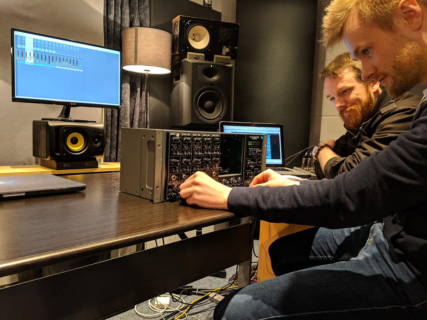Cranborne Audio (Testing)