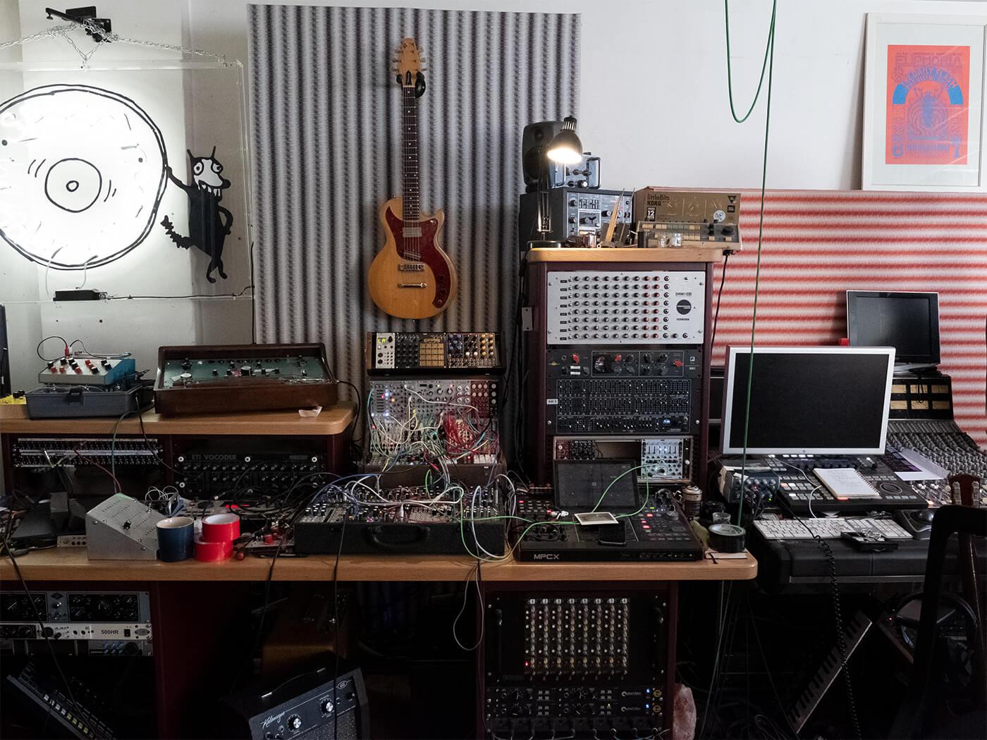 Dan Carey (Studio)